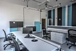 Nowy design architektury wnętrz dla studio D35 z siedzibą w Soho Factory. Minimalizm, pop art we wnętrzu, czy może styl industrialny?